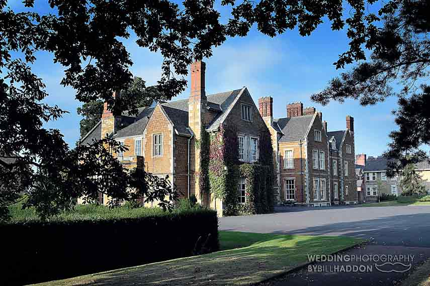 Brooksby Hall Wedding Venue