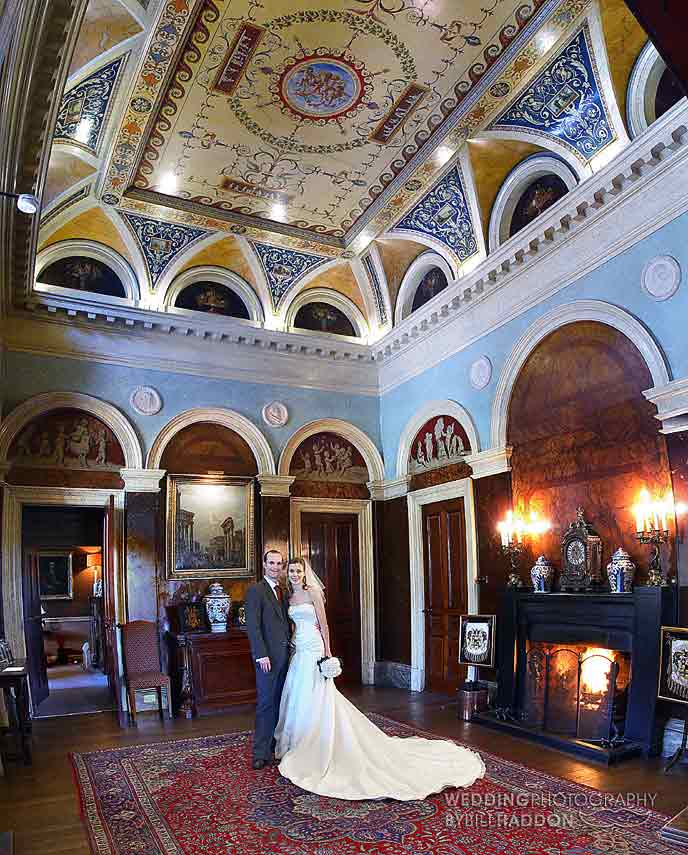 Prestwold Entrance Hall