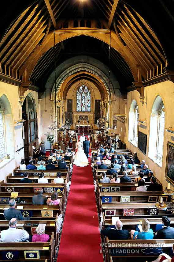 Prestwold St Andrews Church Weddings