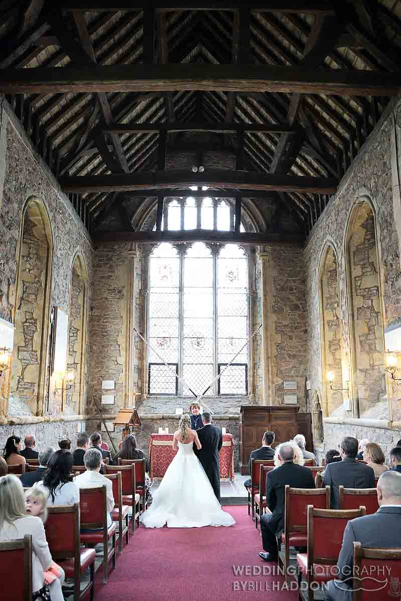Rothley Court Hotel Chapel Blessing