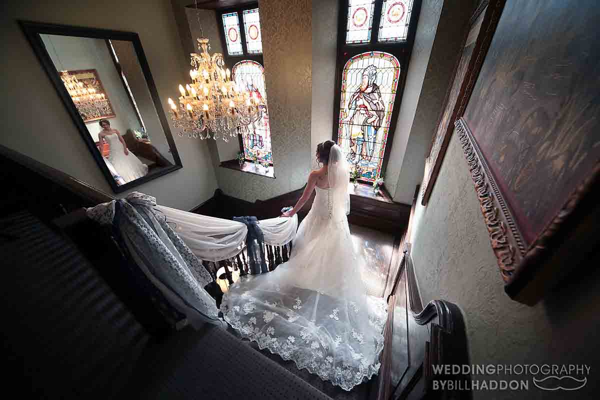 Rothley Court Hotel Staircase