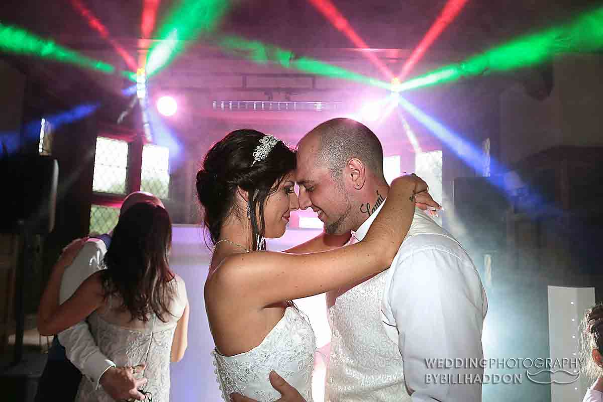 Rothley Court Hotel first dance