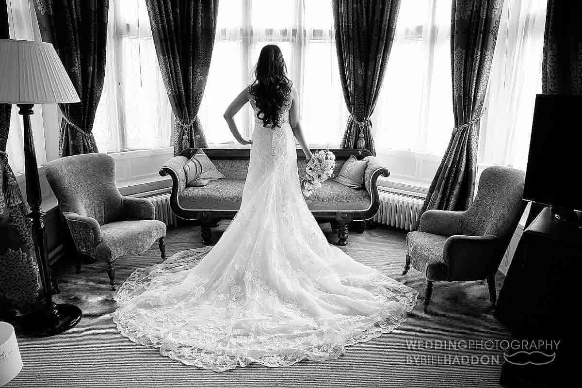 Rothley Court Hotel Bridal suite