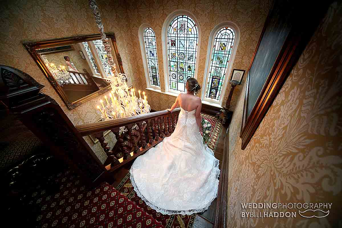 Kilworth House Hotel staircase