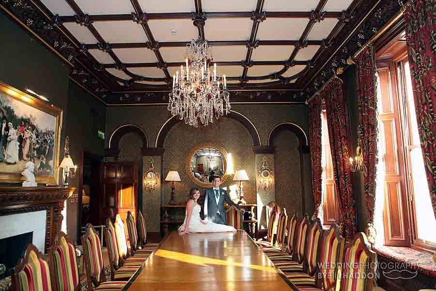 Kilworth House Hotel Shakespear room