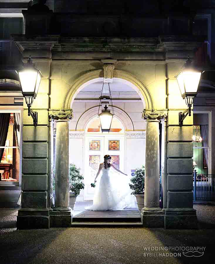 Kilworth House Hotel night time photos