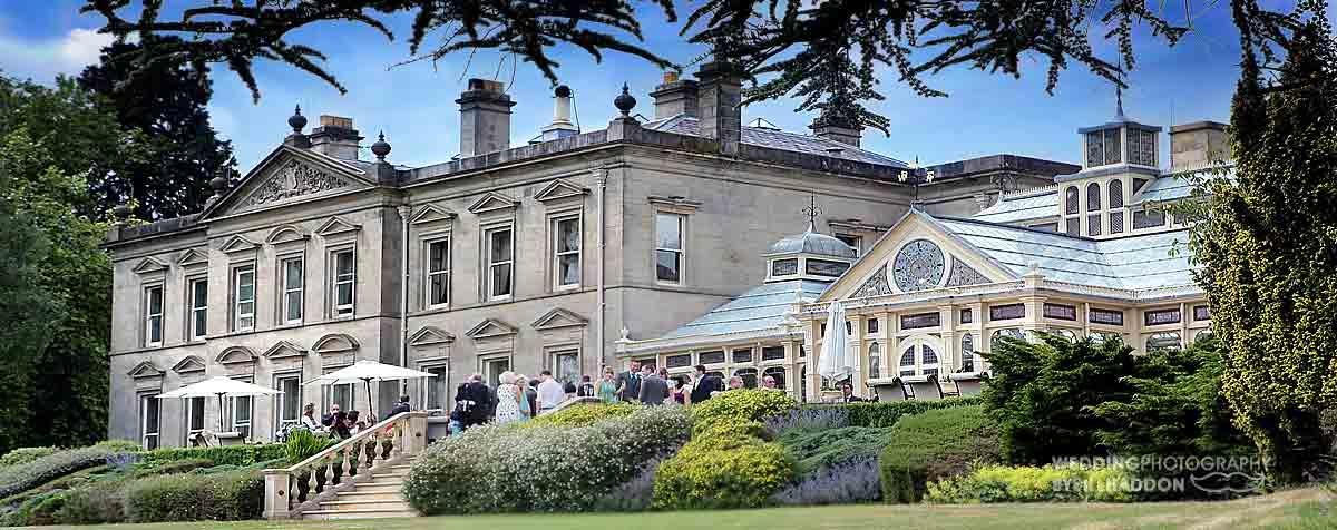 Kilworth House Hotel wedding venue