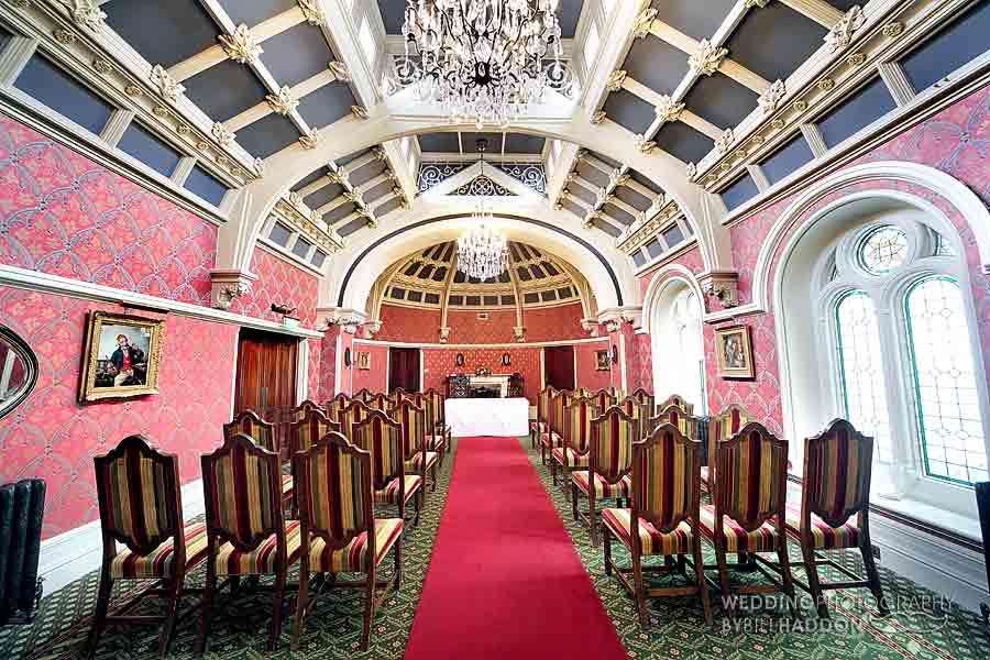 Kilworth House Wordsworth room