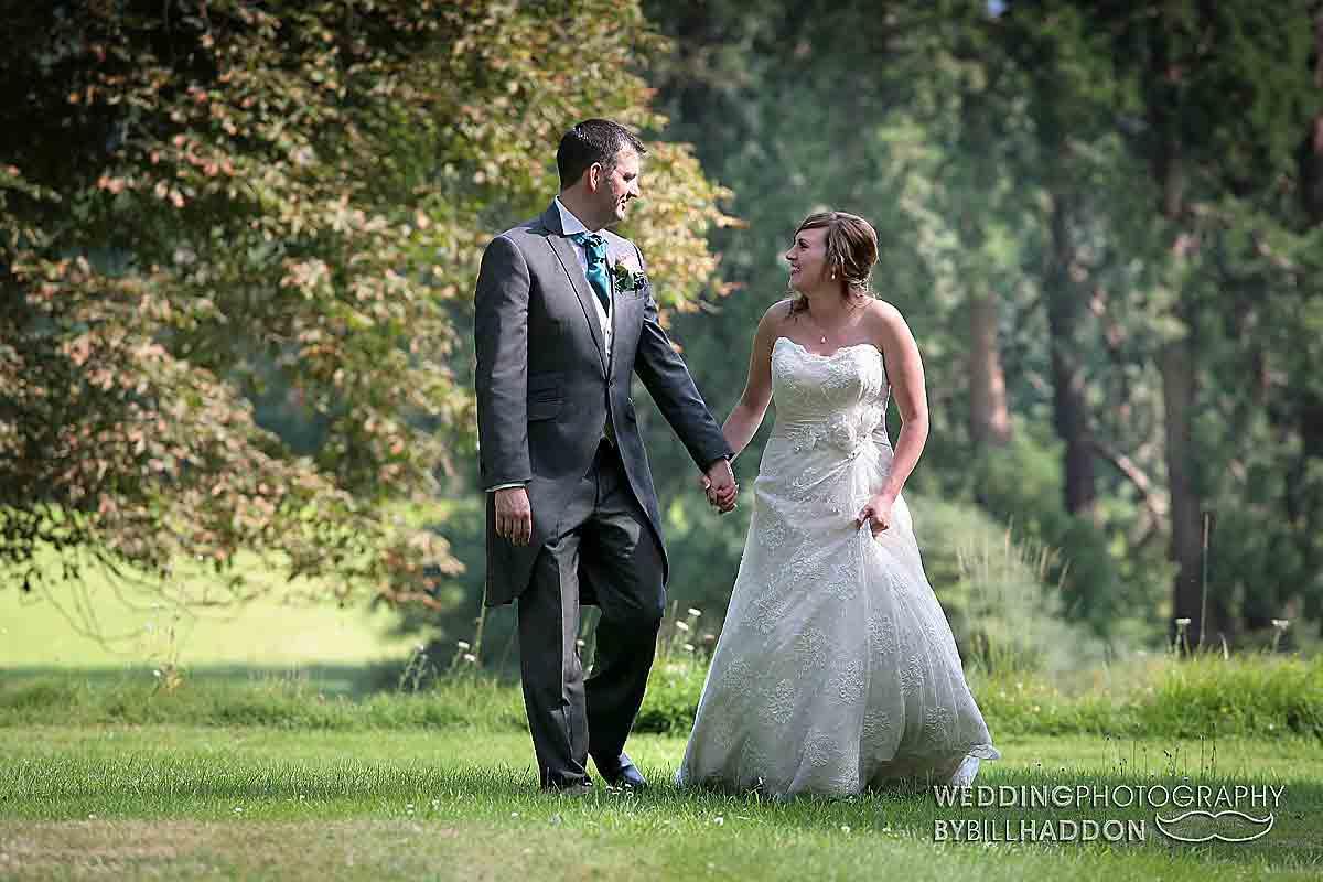 Kilworth House Hotel wedding photographs
